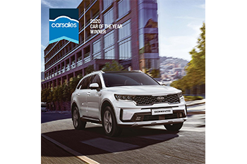 Kia Sorento named 2020 carsales Car of the Year Image